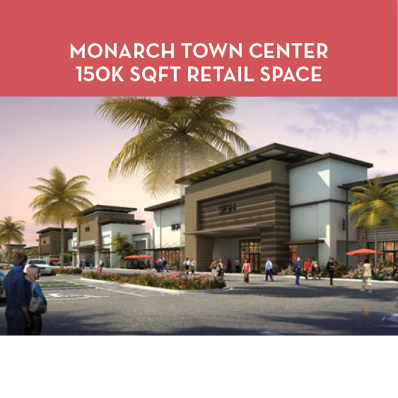 Monarch Town Center