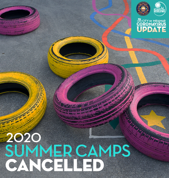 City of Miramar Summer Camps Cancelled
