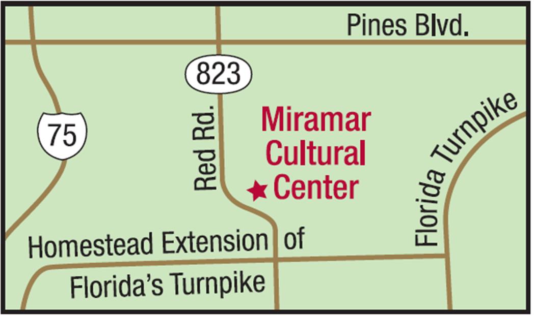 Map Of Miramar Florida.Locations Directions Miramar Fl Official Website