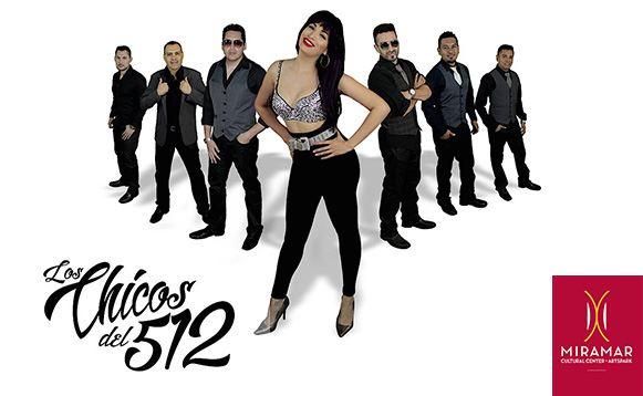 Selena: Los Chicos del 512 @ Miramar Cultural Center  | Miramar | Florida | United States