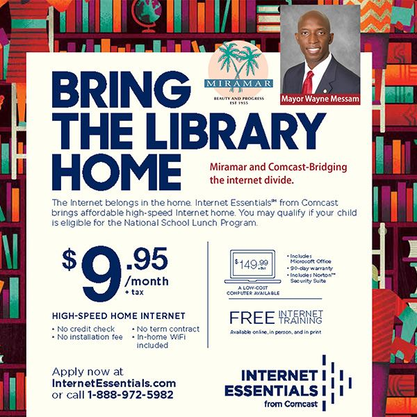 Internet Essentials - Bring the Library Home