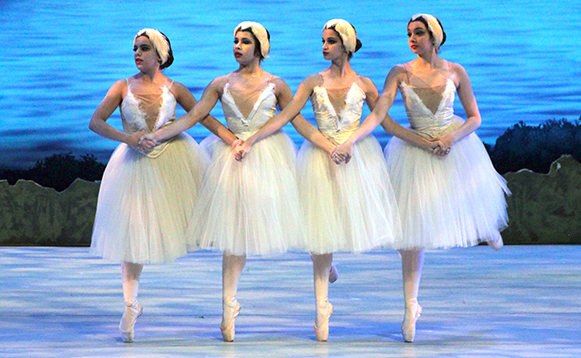Ballet Etudes of South Florida Master Dance Class